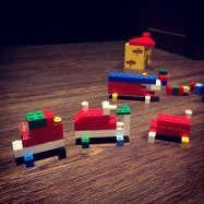 konstrukcje z klocków lego